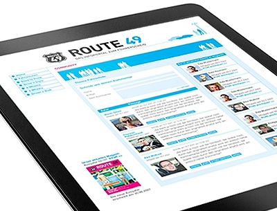 Route49 Webseite