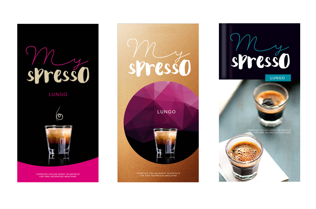 Kaffee-Kapsel